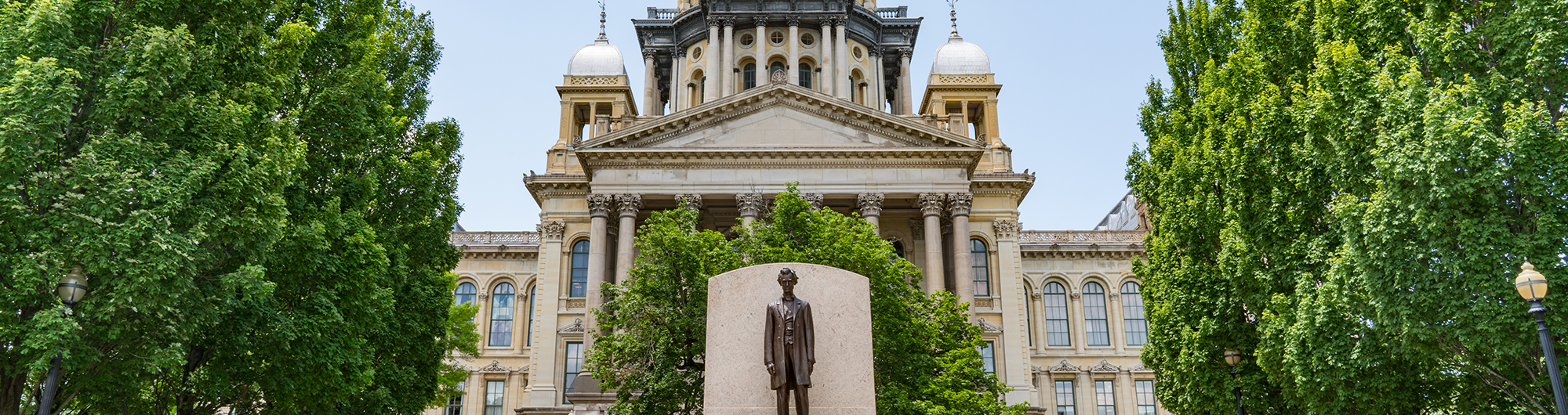 IL State Capital Building